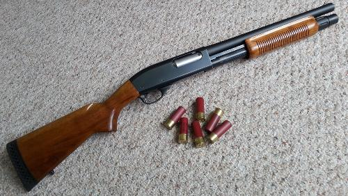Дробовик Remington 870
