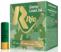 картинка Патрон RIO Game Load-34 FW NEW 12/70 (4)/34г БК (14410291)